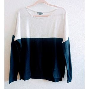 Vince Long Sleeve Top Size Large